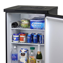 Converts to a Refrigerator