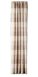 curtains, plaid curtains, skl home, skl home curtains, home decor, home decor curtains, plaid decor