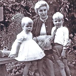 Godden with Grandchildren