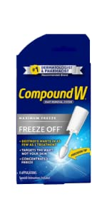 Compound W Freeze Off Wart Removal