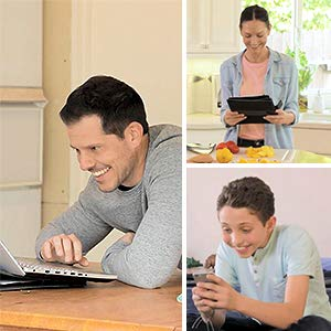 Tenda Nova MW6 Mesh WiFi Sistema WiFi de Red en Malla(AC1200 Dual-Band hasta 500㎡, 2 puertos Gigabit, Mu-MIMO, Parental Control, Funciona con ...