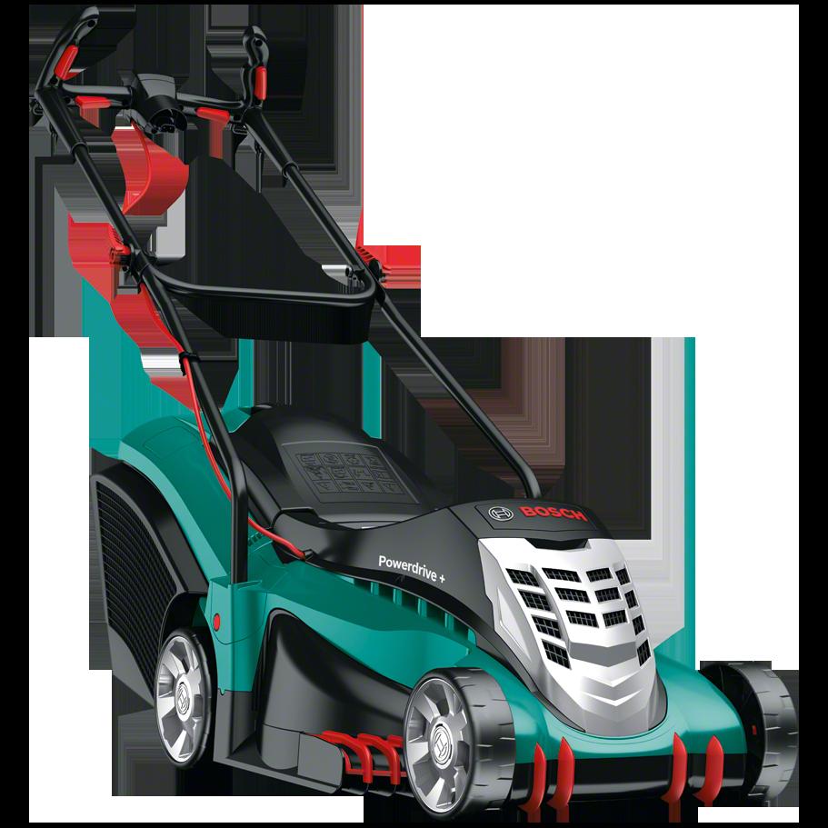 bosch lawnmower rotak 40 50 litre grass box 1700 w ergoflex system cutting width 40 cm. Black Bedroom Furniture Sets. Home Design Ideas