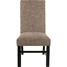 dining chair chairs Ashley furniture signature design