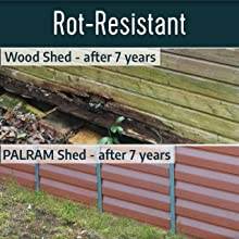Rot Resistant
