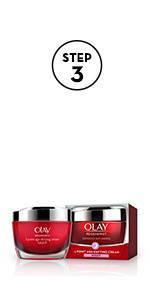 Olay Regenerist 3 Point Firming Anti-Ageing Night Cream Moisturiser