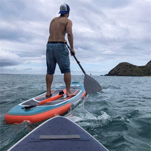 swonder stand up paddle board