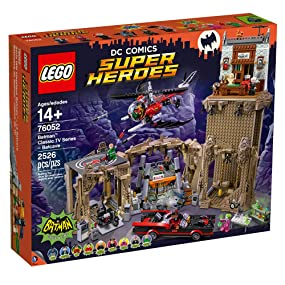 LEGO Batman Classic TV Series – Batcave