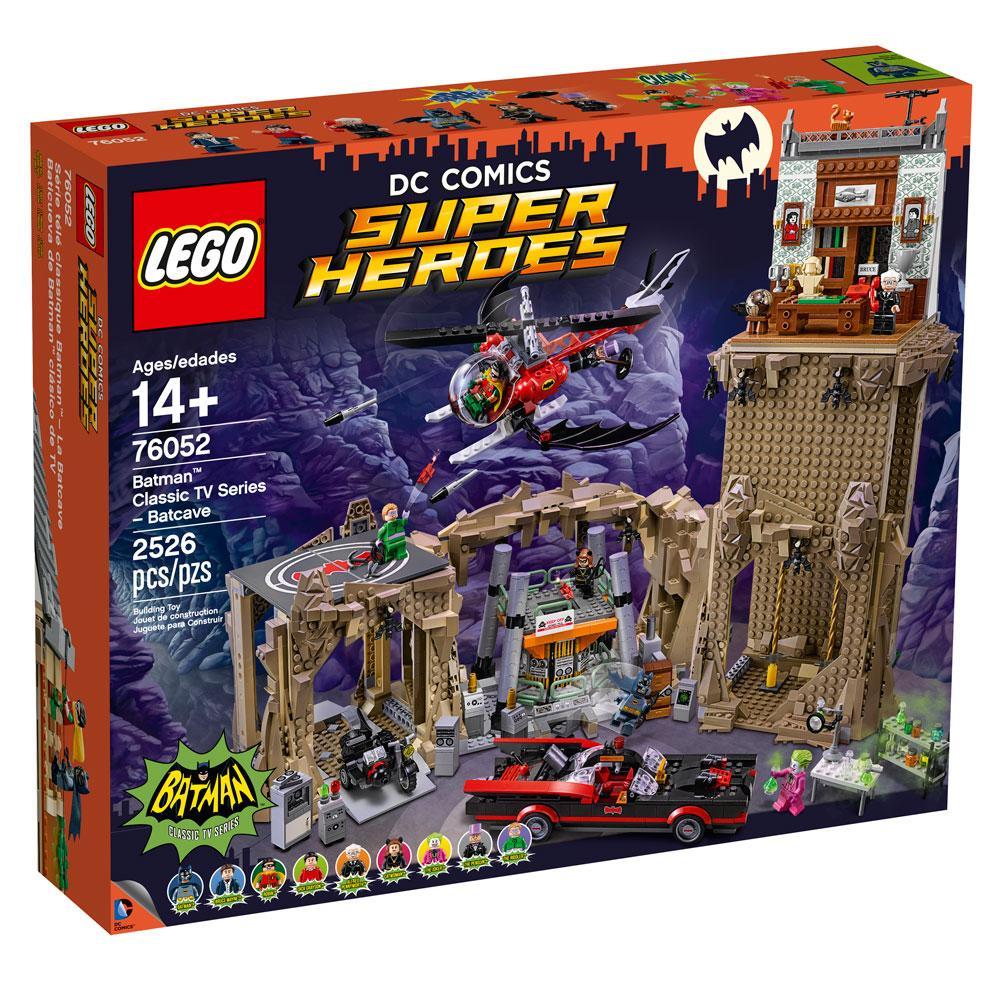 Lego Batman Toys : Amazon lego super heroes batman classic tv series