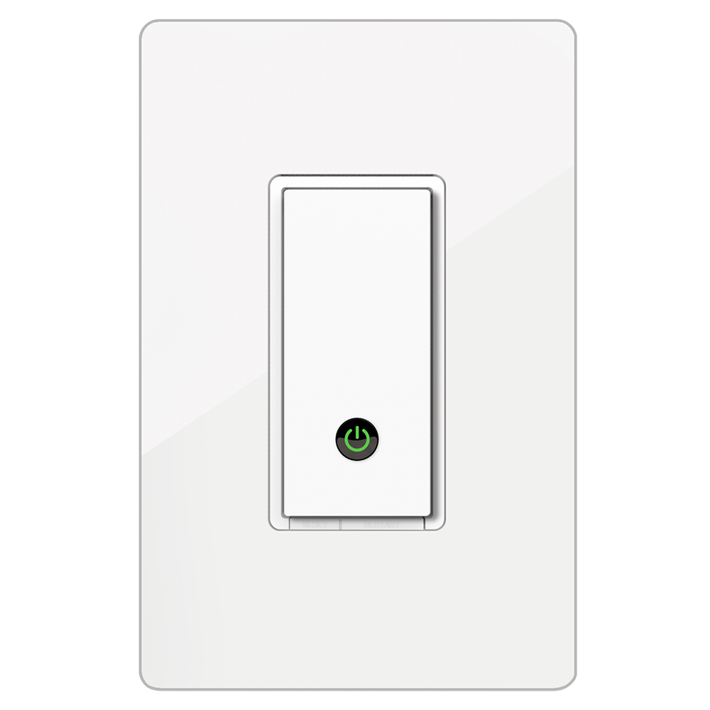 Wemo light switch wi fi enabled works with for Wemo light switch