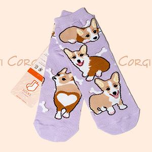 ペットラバーズ コーギー corgi 靴下 socks