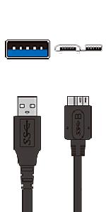 A-microB(USB3.0)