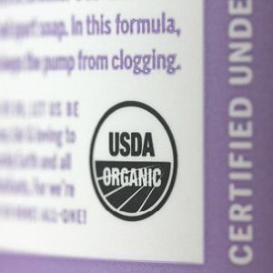 Dr. Bronner's Certifications