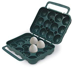egg, carton, camping, storage