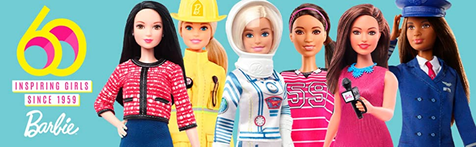Play with Barbie Doll and Imagine What Can Be!