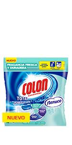 Colon Detergente para Lavadora en Cápsulas con Quitamanchas Vanish ...