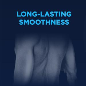 Long-Lasting Smooth Skin