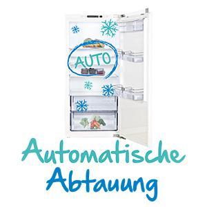 Automatische Abtauung