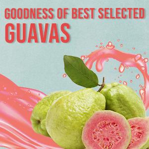 guava juice ; real juice ; real fruit juice ; juice ; juices