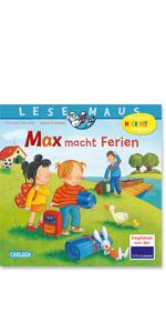 Max macht Ferien