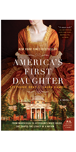 America's First Daughter, American History, US History, Revolutionary War