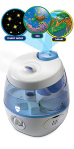 Vicks VUL575 Sweet Dreams Cool Mist Humidifier with Image