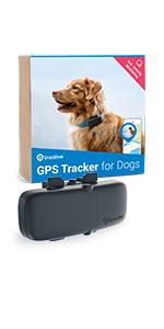 Tractive Localizador GPS para perros, rango ilimitado, seguimiento ...