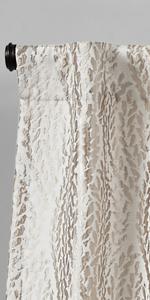 beige curtains, tan curtains, window curtain panels 96, 96 length curtains, apron length curtains