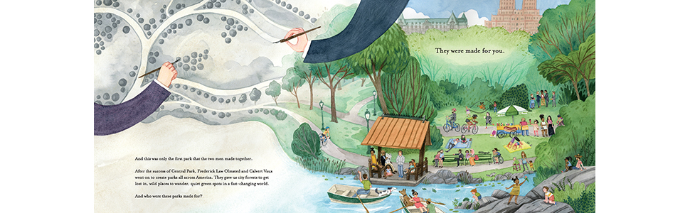 Amazon.com: A Green Place to Be: The Creation of Central ...