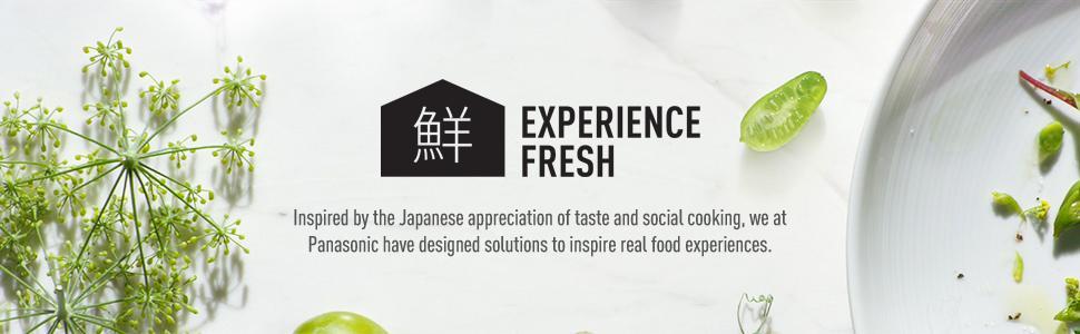 Panasonic Experience Fresh