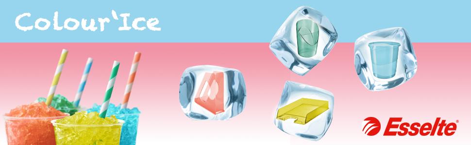 Esselte Colour'Ice