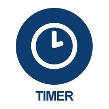 Timer; programmatore; presa temporizzata