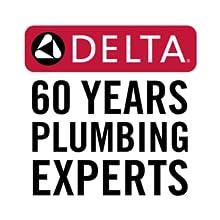 plumbing industry, delta faucet