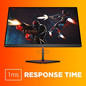 OMEN X 25 Display with NVIDIA G-SYNC 1ms response time