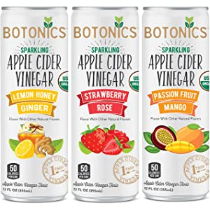 Amazon.com : Botonics Sparkling Organic Apple Cider