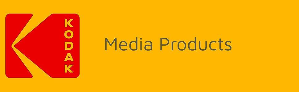 Kodak media products