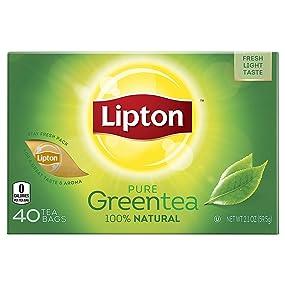 Lipton Pure Green Tea