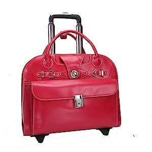 feminine briefcase