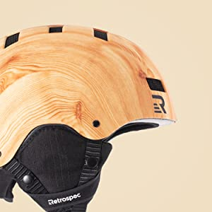 Small Traverse Sports Dirus Convertible Ski /& Snowboard//Bike /& Helmet Bamboo