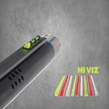 HIVIZ NPPM2003 Tricomp Sight with Fundamental Concepts