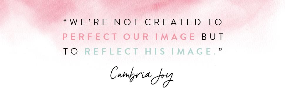 cambria joy