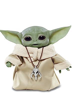 Itens inclusos: Boneco Baby Yoda
