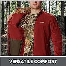 Versatile Comfort