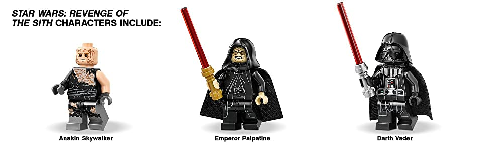 Amazon Lego Star Wars Darth Vader Transformation 75183 Building