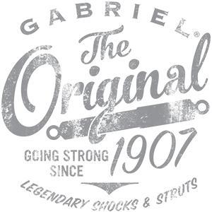 Gabriel Ride Control Legacy since 1907