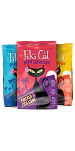 Tiki Cat Born Carnivore Dry Cat Food