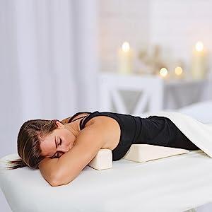 bolster, massage table pads, yoga bolsters, bolster pillows, massage table, bolster, massage bolster