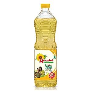 Gemini Sunflower 1 Litre Bottle