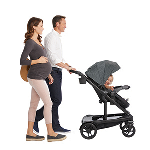 forward-facing toddler seat