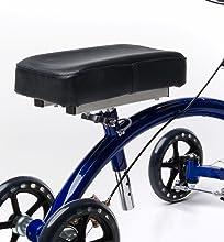 Amazon.com: KneeRover Deluxe - Rodillera para patinete (apta ...