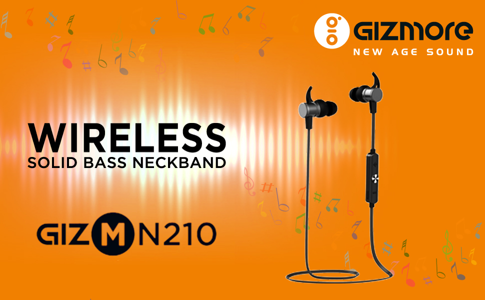 Gizmore neckband MN210